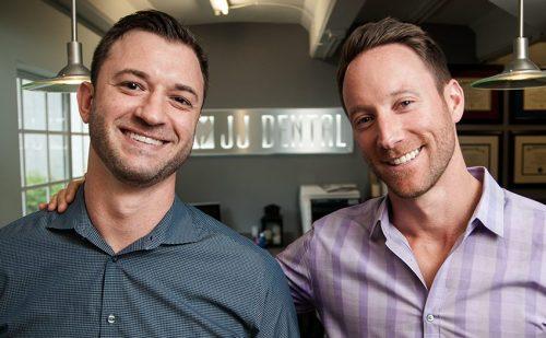 Dr John DeStefon & Dr Jonathan Cook