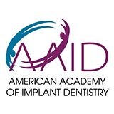 American Academy of Implant Dentistry Award